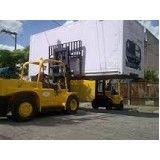 empresas de locar empilhadeira grande em Limeira