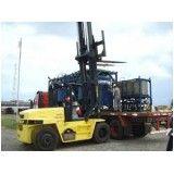 locações empilhadeiras 7 toneladas em Marília
